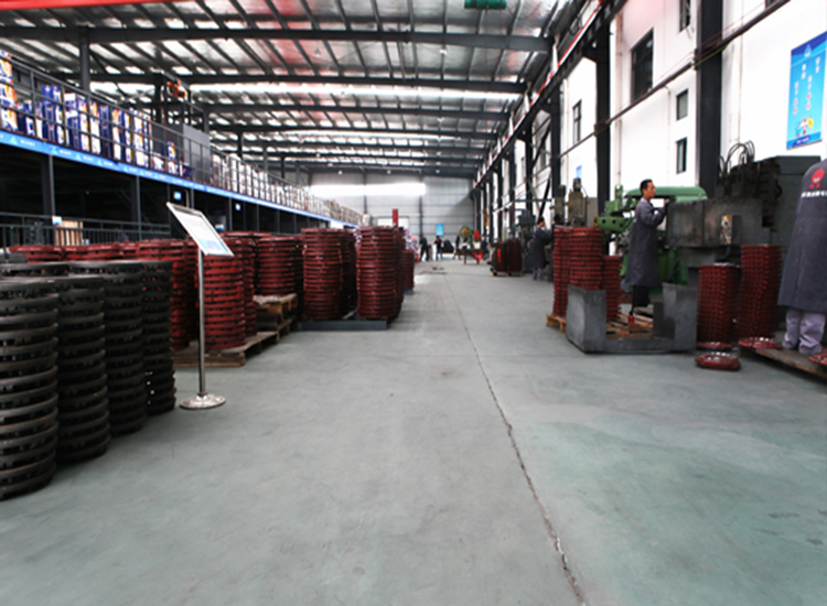 重工业高强度自流平水泥耐磨地坪