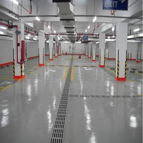 交通银行上海分行地下停车库4000平方